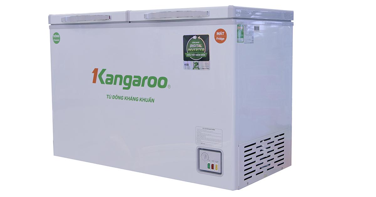 Tủ đông KANGAROO KG320IC2 Inverter 320 Lít 5
