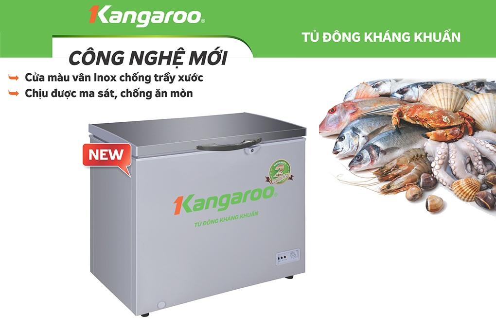 Tủ đông KANGAROO KG428VC1 420 lít 1