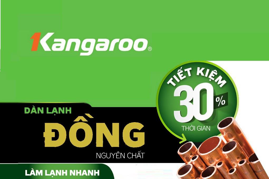 Tủ đông KANGAROO KG428VC1 420 lít 3