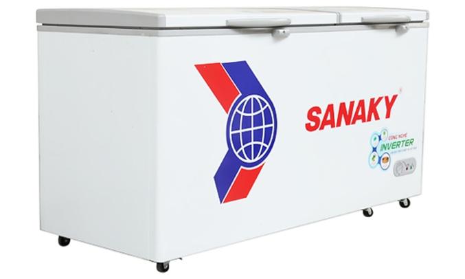 Tủ đông Sanaky VH-6699HY3 Inverter 530 Lít 3