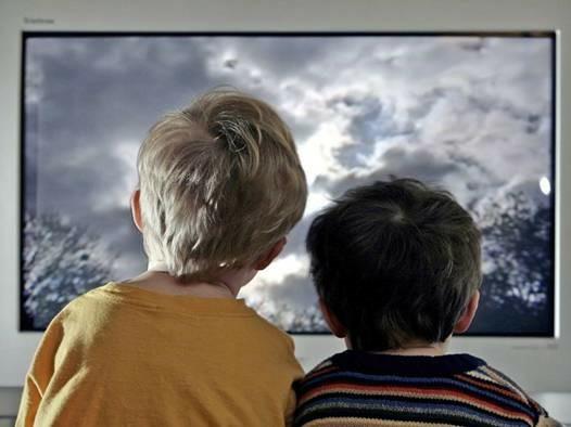 Tivi càng to càng hại