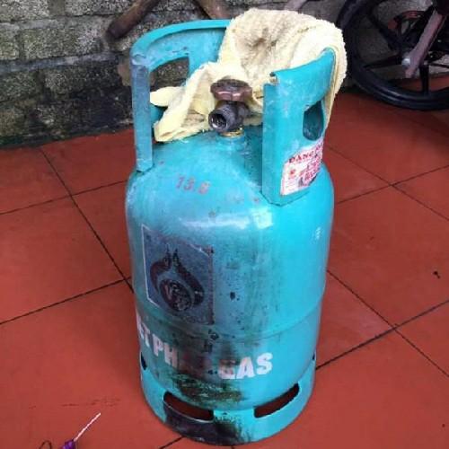 bình gas kém chất lượng