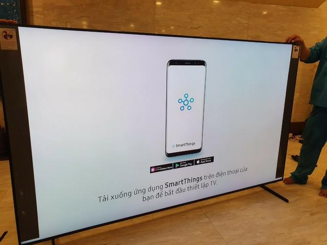 tivi Samsung QLED 8K