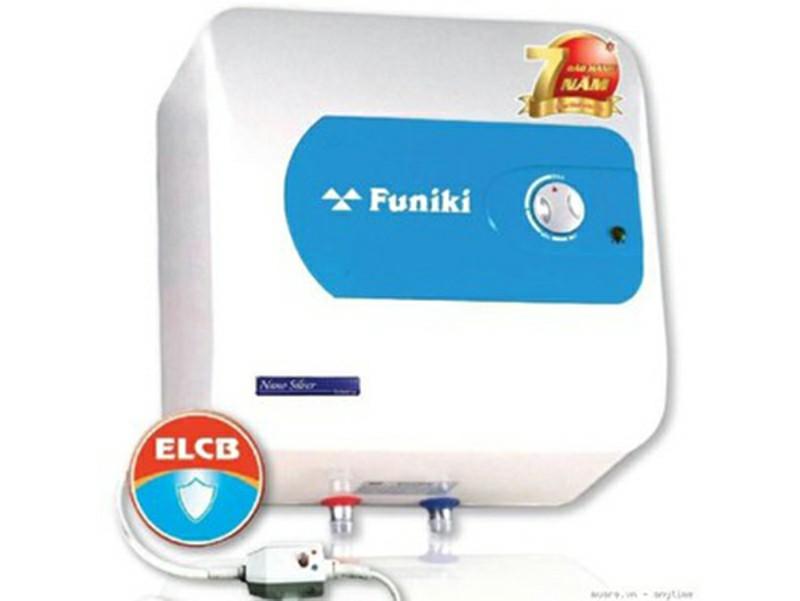 Bình nóng lạnh Funiki ECO30 30 Lít