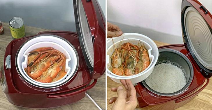 Công nghệ nấu Double Cook