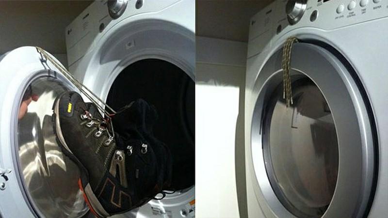 Máy sấy quần áo làm khô giày