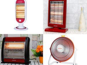 chọn mua thiết bị sưởi ấm