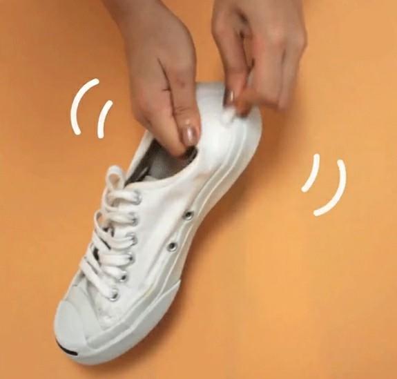 làm trắng giày