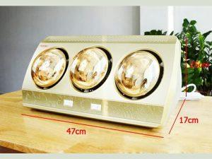 Đèn sưởi nhà tắm HichikoHC-031BG