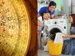 3 vị trí tuyệt đối không nên để máy giặt