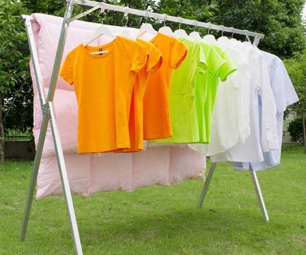 Dụng cụ phơi quần áo nhanh khô