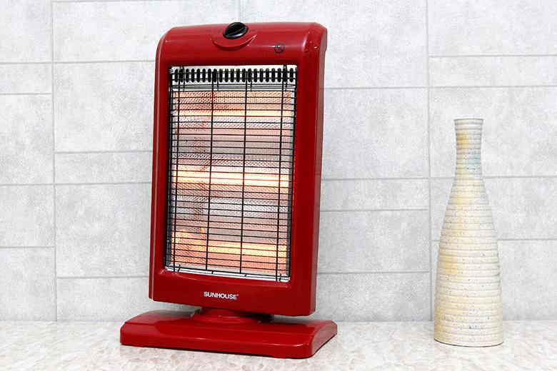 Sưởi ấm bằng bóng đèn halogen chất lượng cao