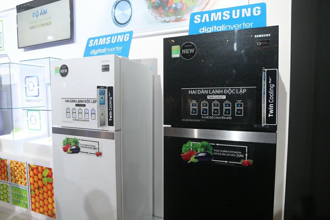 Tủ lạnh 2 dàn lạnh độc lập