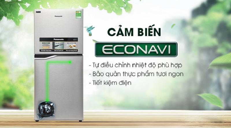 Tủ lạnh Panasonic NR-BA178PSV1 Inverter 152 lít 5