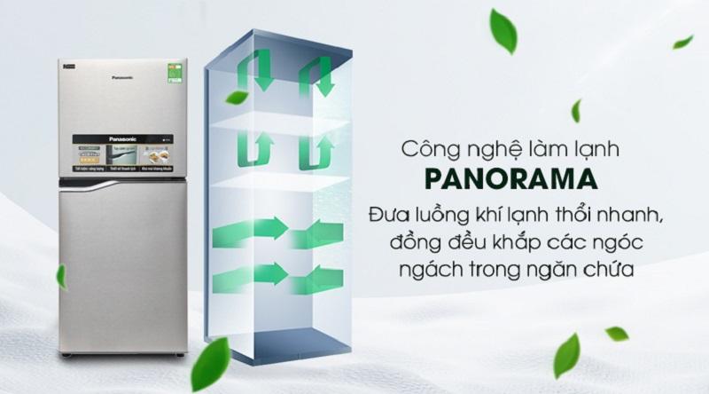 Tủ lạnh Panasonic NR-BA178PSV1 Inverter 152 lít 6