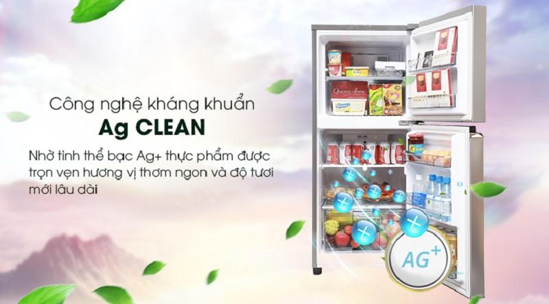 Tủ lạnh Panasonic NR-BA178PSV1 Inverter 152 lít 7