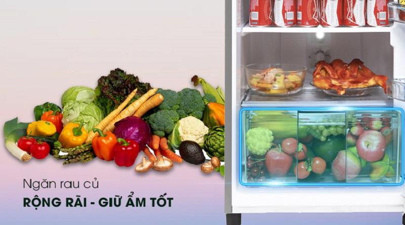 Tủ lạnh Panasonic NR-BA178PSV1 Inverter 152 lít 8