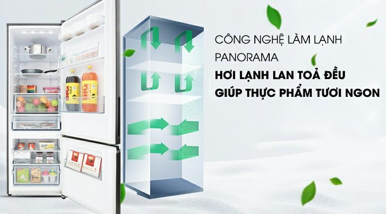 Tủ lạnh Panasonic NR-BV368GKV2 Inverter 322 lít 5