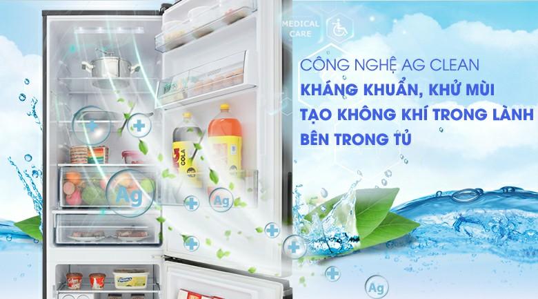 Tủ lạnh Panasonic NR-BV368GKV2 Inverter 322 lít 6