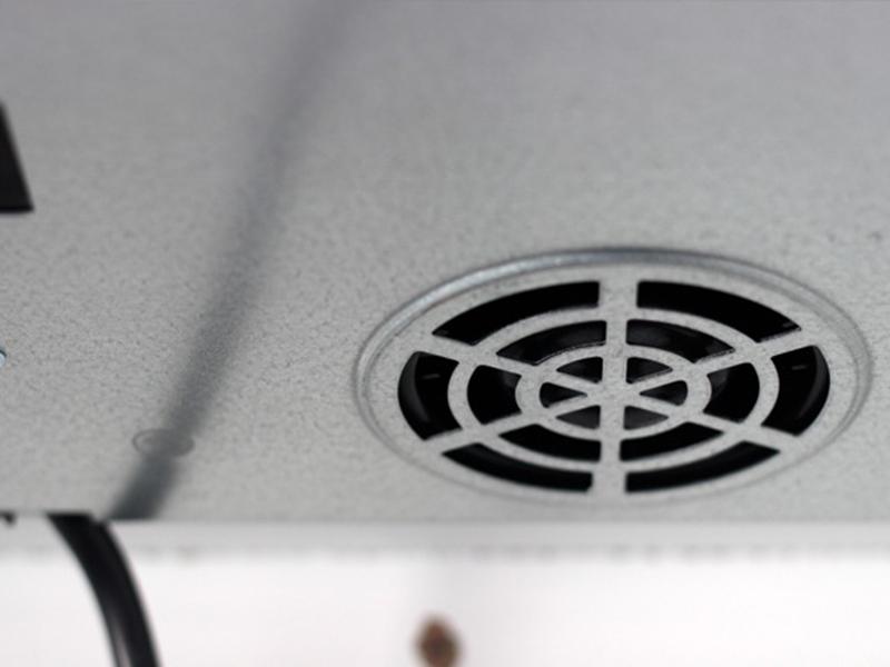 Bếp từ Bosch PUC631BB2E Khung vỏ, quạt gió