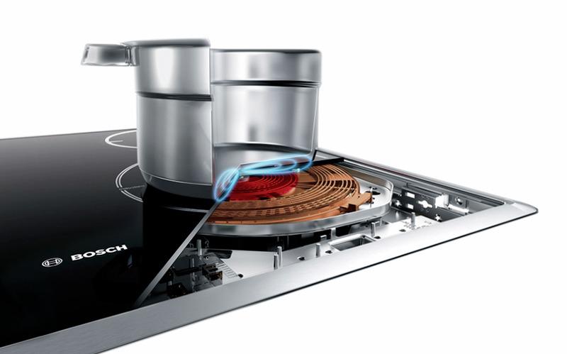 Bếp từ Bosch PUC631BB2E Bo mạch, linh kiện bếp
