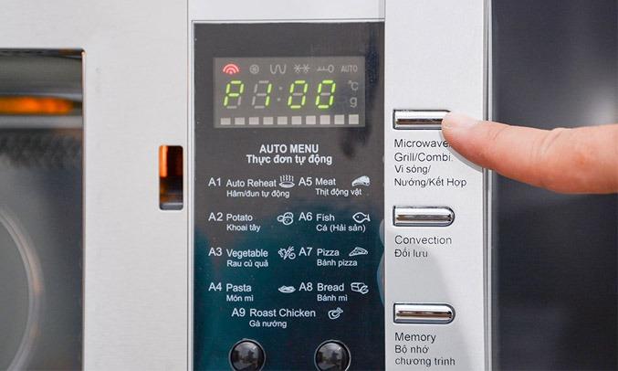 Lò vi sóng AQUA AEM-C6786V 28 Lít dễ thao tác