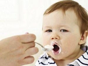 sữa chua cho bé bằng nồi cơm điện