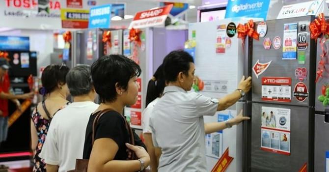 tủ lạnh dịp cuối năm