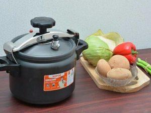thực phẩm không nên nấu trong nồi áp suất