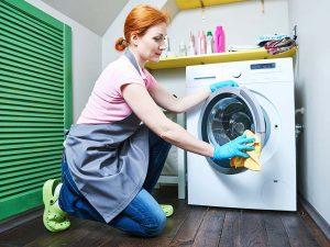vệ sinh máy giặt đúng cách