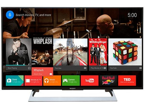Android TV Sony 4K KD-43X8000E