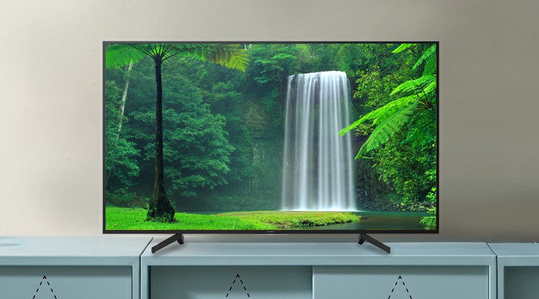 Android Tivi Sony 4K KD-65X8000G 65 inch 1