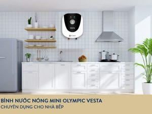 Bình tắm nước nóng Olympic Vesta 5L