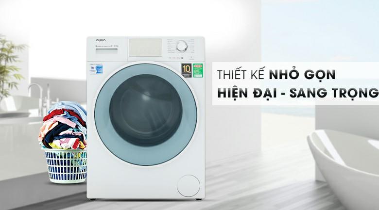 Máy giặt AQUA AQD-D850E W Inverter 8.5 kg 1