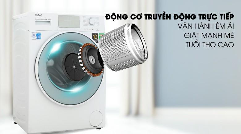 Máy giặt AQUA AQD-D850E W Inverter 8.5 kg 3