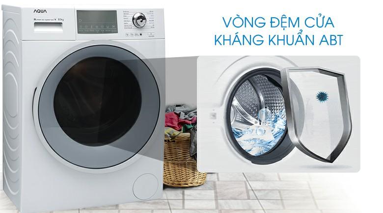 Máy giặt AQUA AQD-D850E W Inverter 8.5 kg 4
