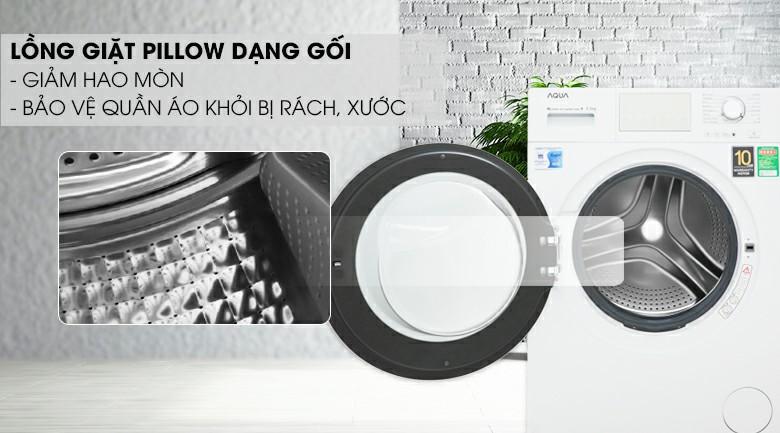 Máy giặt AQUA AQD-D850E W Inverter 8.5 kg 5