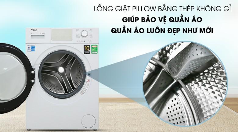 Máy giặt AQUA AQD-D950E.W Inverter 9.5 kg 6