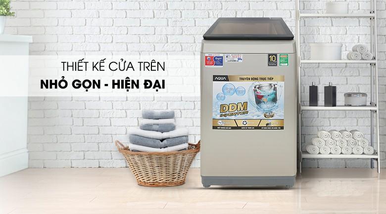 Máy giặt AQUA AQW-D90CT Inverter 9 kg 1