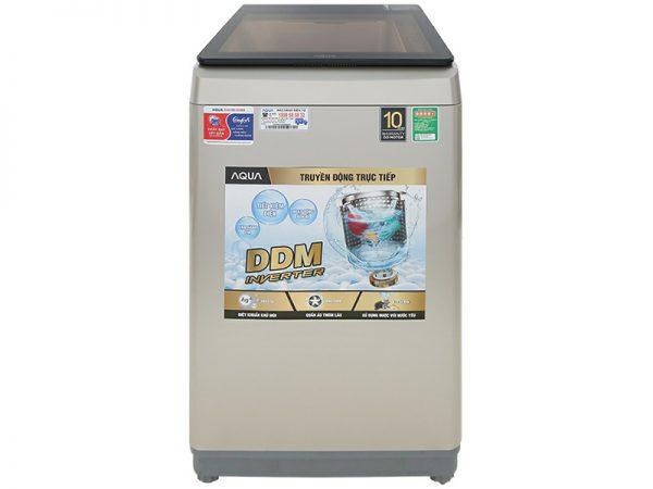 Máy giặt AQUA AQW-D90CT Inverter 9 kg 10