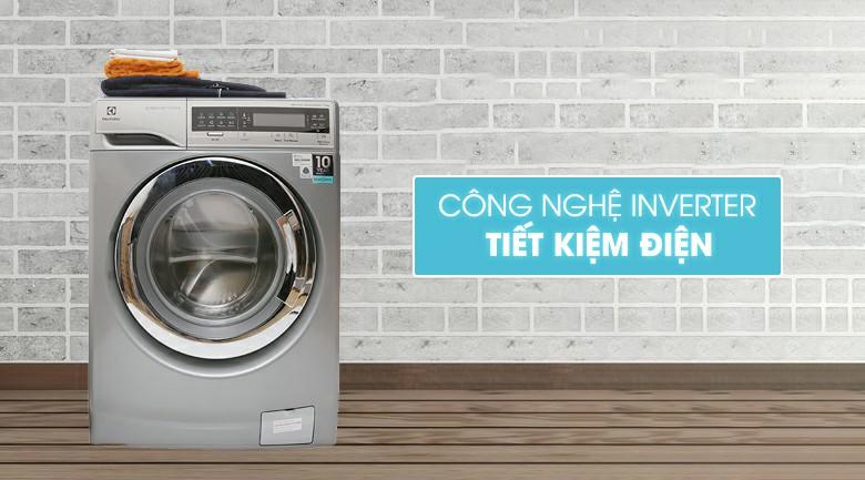 Máy giặt Electrolux EWF14113 S Inverter 11 kg 3