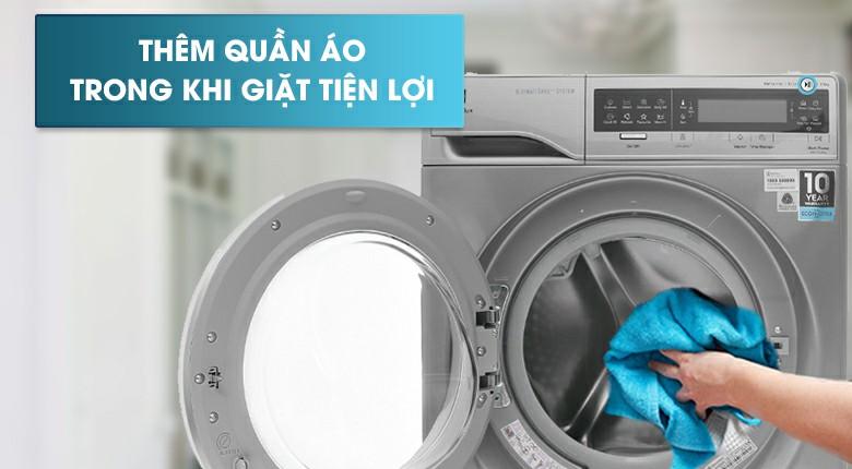 Máy giặt Electrolux EWF14113 S Inverter 11 kg 9