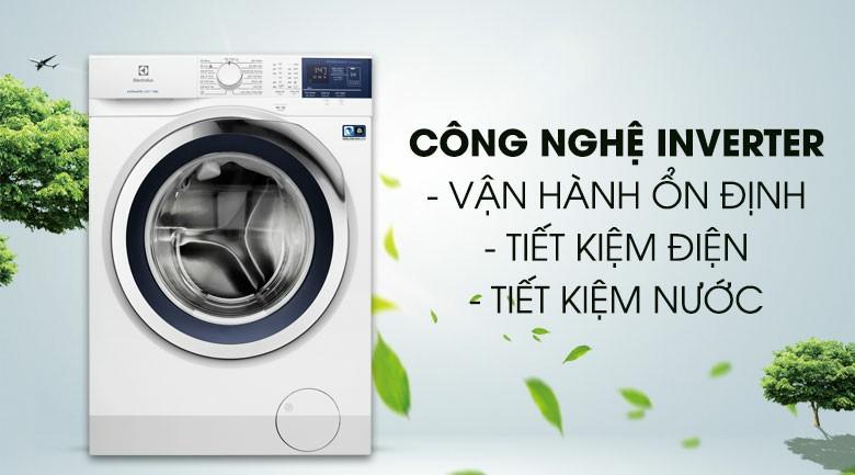Máy giặt Electrolux EWF8024BDSA Inverter 8 kg 2