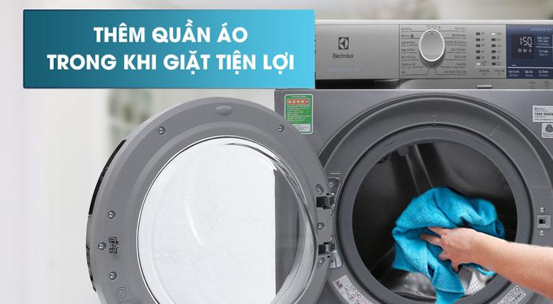 Máy giặt Electrolux EWF9024ADSA Inverter 9 kg 10