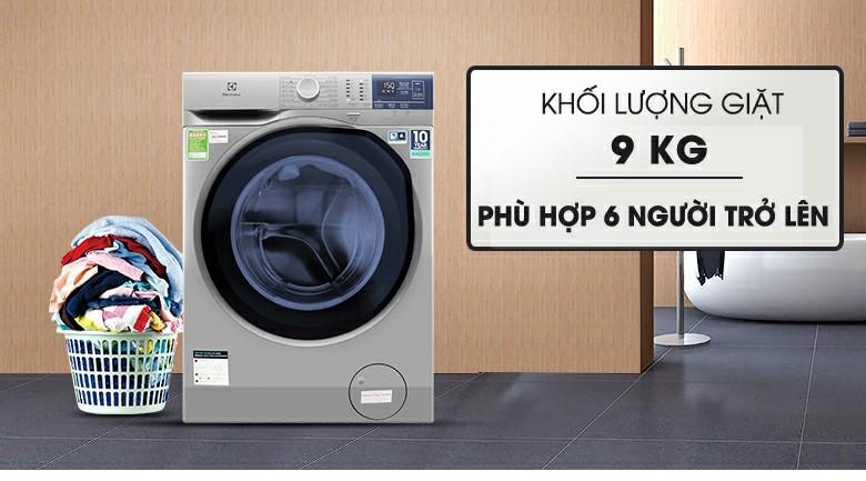 Máy giặt Electrolux EWF9024ADSA Inverter 9 kg 2