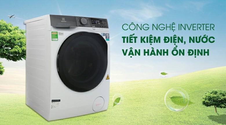 Máy giặt Electrolux EWW1042AEWA Inverter 10 kg 6