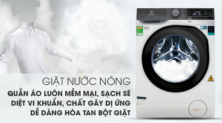 Máy giặt Electrolux EWW1042AEWA Inverter 10 kg 8