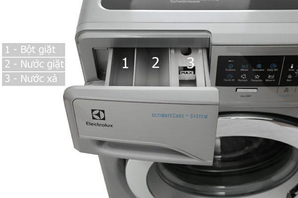 Máy giặt Electrolux Inverter 11 kg EWF14113 S 14