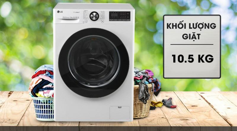 Máy giặt LG FV1450S3W Inverter 10.5 kg 2