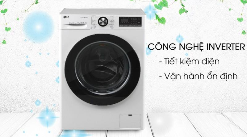 Máy giặt LG FV1450S3W Inverter 10.5 kg 3